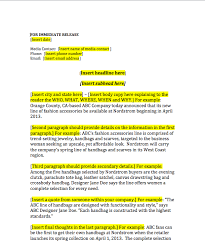Business Press Release Template Business Press Release Template Magdalene Project Org