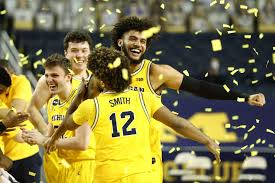 Michigan basketball has a new highlight. From Afterthought To Champion Despite Dominance Michigan S Big Ten Title Is An Underdog Story