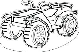 four wheeler coloring pages. Beautiful Wheeler 4 Wheeler Coloring Pages Best Of Four Semi Truck  Free Printable Racing   On Four Wheeler Coloring Pages