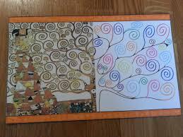 L Arbre De Vie Klimt Art Pinterest Arbre De Vie Klimt