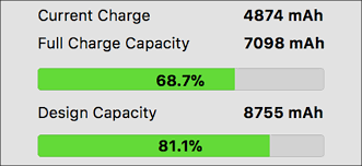 How To Check Your Macbooks Battery Health