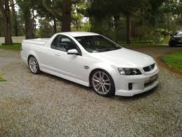 My 2009 VE SS UTE   Just Commodores