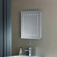 Mirror Design Ideas Ebay Modern Led Bathroom Mirror IP44