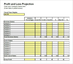 Profit And Lost Sheet Free 21 Sample Profit And Loss Templates In Google Docs