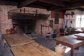 fort george national historic site of canada the huge fireplace in the mess e73 fireplace