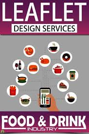 Flyer Design Food Flier Design For Food And Drink Industry Handout Design Pamphlet