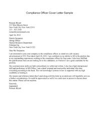 Resume Regulatory Compliance Resume