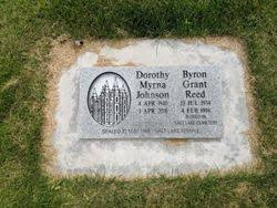 Byron Grant Reed (1934-1994) - Find A Grave Memorial