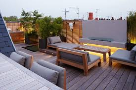 Small Picture Roof Terrace Outdoor Kitchen Fire City Gardens Garden Design