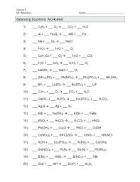 large size of balancing equations problems math anevent club worksheet pdf worksheets with chemical skills 10