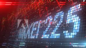 New York Usa August 2019 Nikkei 225 Stock Market Index