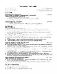 Harvard Mba Application Resume Sampleemplate Doc Graduate
