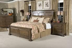 Successful Kincaid Bedroom Sets Portolone Monteri Panel Set In Rich Truffle