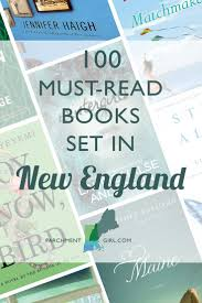 100 Must Read Books Set in New England Colours Lobster fishing.