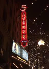 5th Avenue Theatre Wikipedia