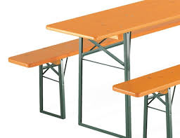 Tent furniture Canvas Folding Table With Benches From Ruku Old Cannery Furniture Warehouse Beer Tent Furniture Ruku Folding Furniture For Every Occasion