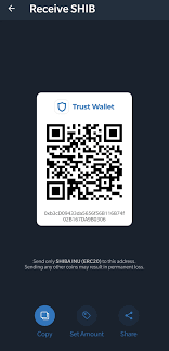 Shiba Inu token not showing in my wallet after swapping - English - Trust  Wallet