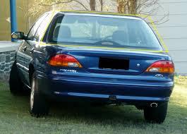 ford falcon ef el 9 1994 to 9 1998 4dr sedan rear windscreen glass