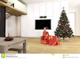 Living Room Christmas Similiar Christmas Tree With Presents In Living Room Keywords