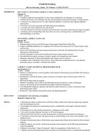 Cath Lab Nurse Sample Resume Cardiac Cath Lab Resume Samples Velvet Jobs 18