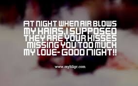 20 Romantic Good Night Quotes For Girlfriends Good Night Messages