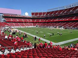 Levis Stadium View From Section 131 Vivid Seats