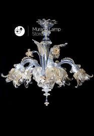 murano glass chandelier ttore lusso