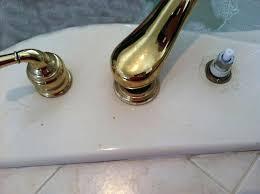 bathtub faucet handle bathtub faucet stuck open plumbing home improvement bathtub faucet handle broke off