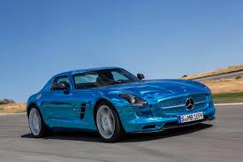 <b>Mercedes</b>-<b>Benz SLS AMG</b> Coupé Electric Drive: Electrifying – the ...