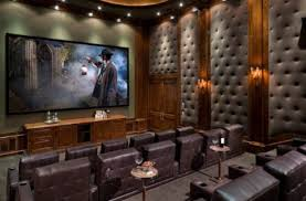 Home Theatres Designs Simple Decorating