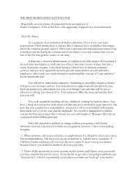 Best Resignation Letter Ever Best Resignation Letter Ever The Chief