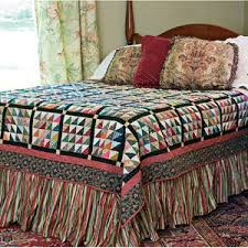 Suggested Quilt Sizes for All Bed Types &  Adamdwight.com