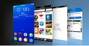 This helps to speed up browsing. Download Opera Mini For The Samsung Gear S And Z1 From Tizen Store Opera India