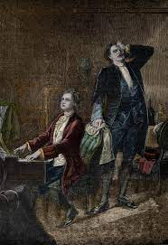 A German Composer Uncovered a Collaboration Between Mozart and Salieri |  Smart News