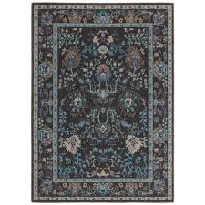oriental weavers overdye gray 5 ft x 7 ft area rug