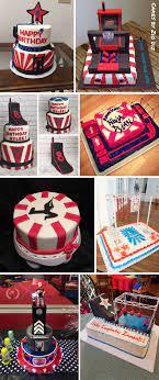 Ninja Kids Tv Birthday Cake
