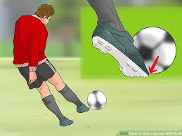 Image result for Learn How To Shoot in soccer