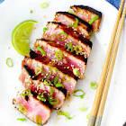 ahi tuna marinade