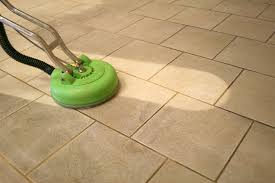 steam cleaning grout tile