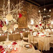 Corporate Holiday Party Theme: Holiday Lights