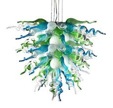 white blown glass chandelier blown glass chandelier with stems measures x home improvement neighbor gif