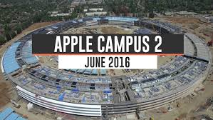 apple campus 2 june 2016 construction update 4k apple head office london