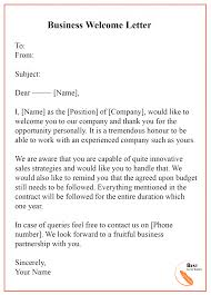 Welcome Letter Template Bank Loan Welcome Letter Format Axis Sample Authorization