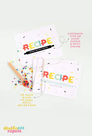 avery recipe card template colorful free printable recipe cards design eat repeat
