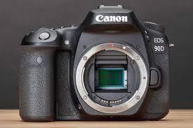 Yeni Canon EOS 90D DSLR 4K kamera vücut|DSLR Kameralar