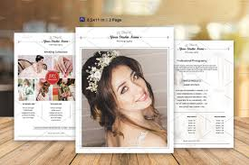 Photography Pricing Template Wedding Photographer Pricing Guide Template On Wacom Gallery