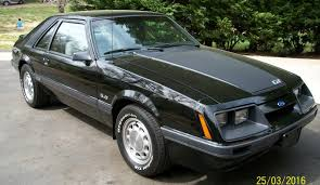 Daily Turismo: Canned Fox: 1986 Ford Mustang GT