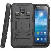samsung galaxy s5 active camo. samsung galaxy s5 active armor belt clip holster case cover black camo