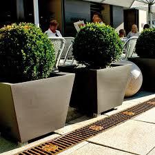 outdoor garden planters. Serralunga Low Large Outdoor Planter Homeinfatuation Outside Planters Garden 0