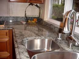 a picture of our completed granite work